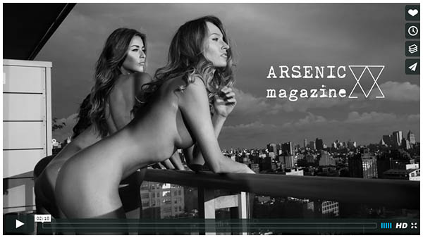 Arsenic Magazine: Rapture