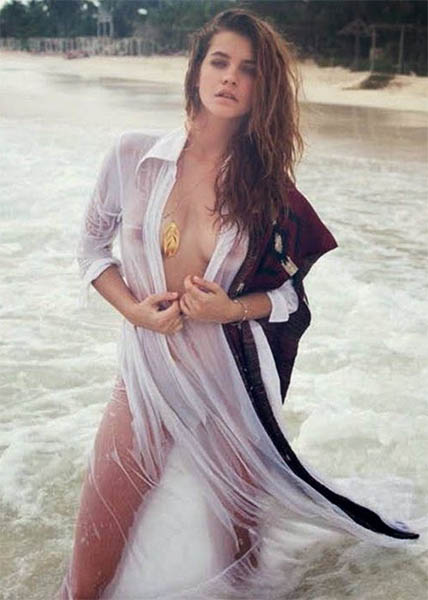 barbara palvin gets more naked than usual for marie claire italy by david bellemere