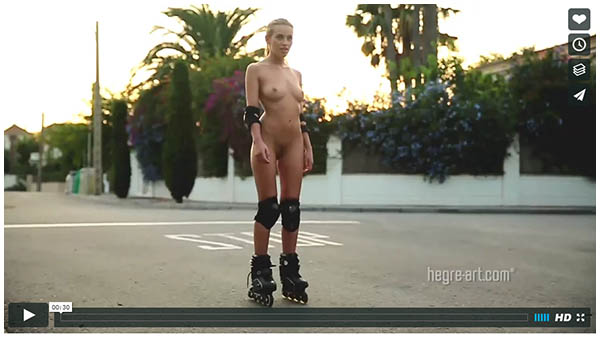 Petter Hegre - Katia Martin - A Day In The Life of An Erotic Model